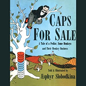 Caps for Sale Audiobook