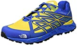 The North Face Ultra Endurance Running Shoe - Men's Blue Quartz/Freesia Yellow, 11D (M) US)