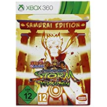 Naruto Shippuden: Ultimate Ninja Storm Revolution Samurai Edition XBOX 360 EUROPEAN IMPORT