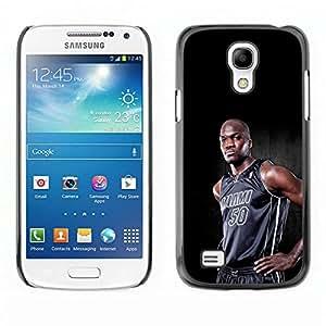 Miami 50 Basketball Caja protectora de pl¨¢stico duro Dise?ado King Case For Samsung Galaxy S4 Mini i9190