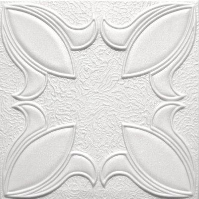 r 16 styrofoam direct glue up ceiling tile 20x20 - Glue Up Ceiling Tiles