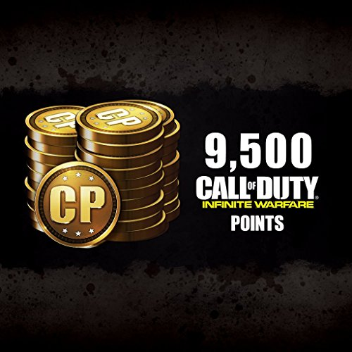 9,500 Call of Duty: Infinite Warfare Points - PS4 [Digital Code] by Activision