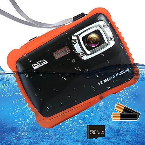 12Mp Underwater Digital Camera - 5