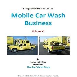 essay on car washing
