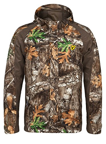 Scent Blocker Drencher Insulated Jacket (Realtree Edge, -