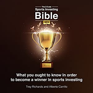 The Z-Code Sports Investing Bible Audiobook