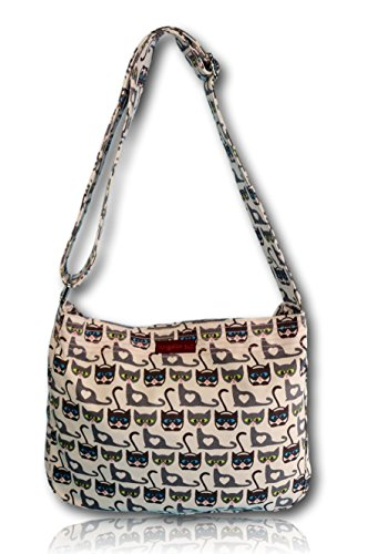 Bungalow 360 Large Messenger Bag ( CAT)