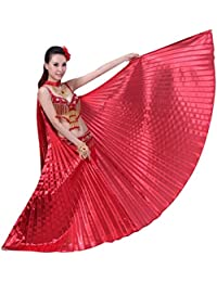 Exotic Belly Dance Colorful Belly Dance Big ISIS Wings Costume Props