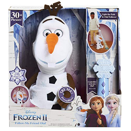Frozen Disney 2 Follow-Me Friend Olaf