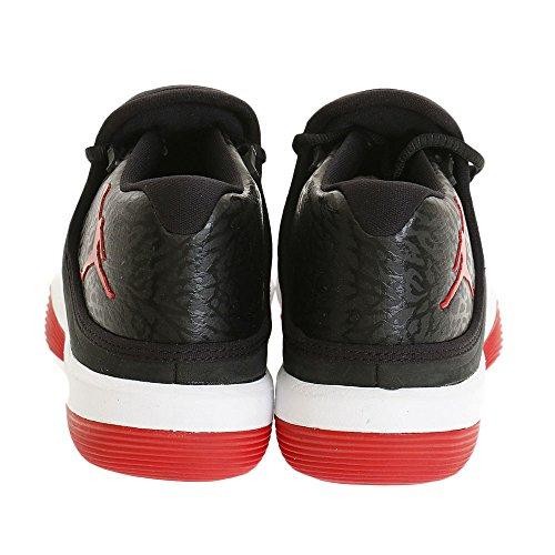 Jordan Super.Fly 2017 BG (Jovenes) (Negro-Rojo)