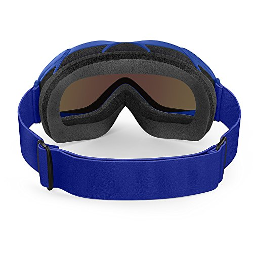 51OmDIzRroL - OutdoorMaster OTG Ski Goggles - Over Glasses Ski / Snowboard Goggles for Men, Women & Youth - 100% UV Protection
