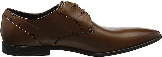 TALLA 41.5 EU. Clarks Bampton Lace, Zapatos de Cordones Derby para Hombre