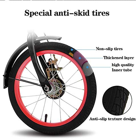 Bicicleta Plegable, Amortiguador portátil Bicicleta Plegable,Unisex Adulto Bikes Plegado, 20 Pulgadas 6 velocidades Marco de Acero de Alto Carbono, Sillin Confort Folding Bike: Amazon.es: Deportes y aire libre