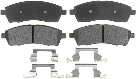 Raybestos PGD1359M Professional Grade Semi-Metallic Disc Brake Pad Set