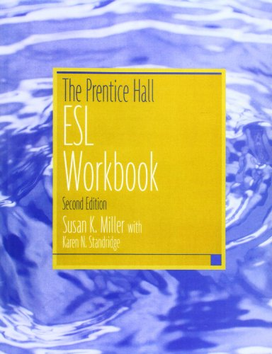 The Prentice Hall ESL Workbook (2nd Edition)