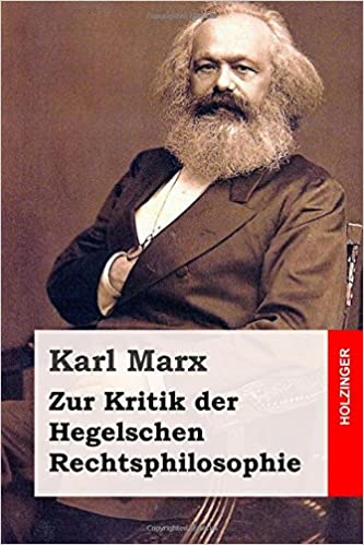 Resultado de imagen para Zur Kritik der Hegelschen Rechtsphilosophie