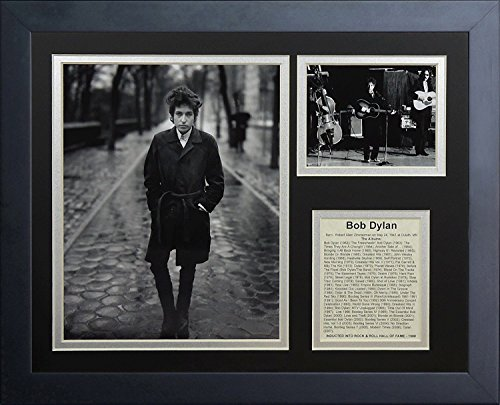 Legends Never Die Bob Dylan Framed Photo Collage, 11 by ()