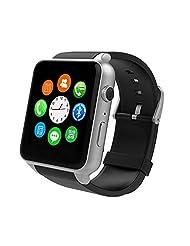 Naladoo GT88 NFC Life Waterproof Smart Watch Heart Rate Monitor Wrist Watch(FBA)