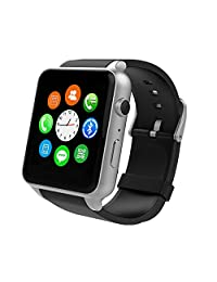 Naladoo GT88 NFC Life Waterproof Smart Watch Heart Rate Monitor Wrist Watch(FBA)