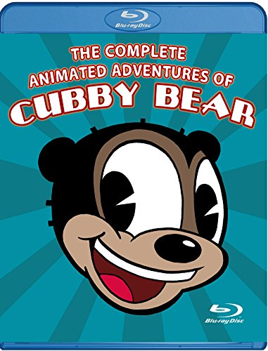 The Complete Adventures of Cubby - Cubby Bear