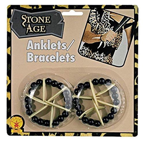 Rubies Witch Doctor Costume Bracelets/Anklets -