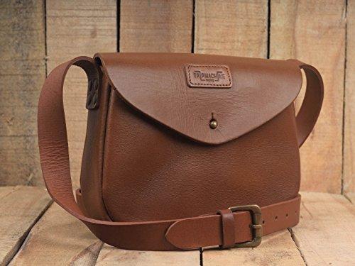 001d42a0c5c75 Leather satchel co le meilleur prix dans Amazon SaveMoney.es