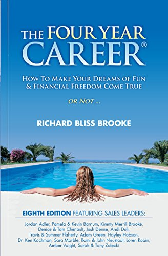 The Four Year Career®; How to Make Your Dreams of Fun and Financial Freedom Come True Or Not...