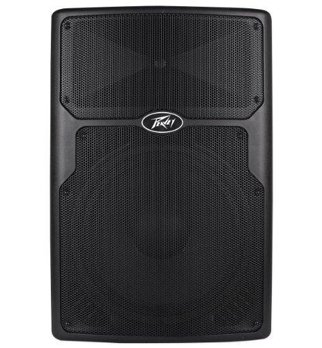 Peavey PVx15 15'' 800-Watt Passive PA Loudspeaker with RX14 Driver PVX Titanium Diaphragm Compression Driver by Peavey