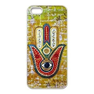 hamsa hand CUSTOM Cover Case for iPhone 6 plus 5.5 LMc-57319 at LaiMc