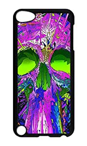 iPod 5 Case,VUTTOO Cover With Photo: Hard Wired For iPod Touch 5 - PC Black Hard Case