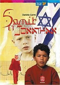 Samir et Jonathan par Daniella Carmi