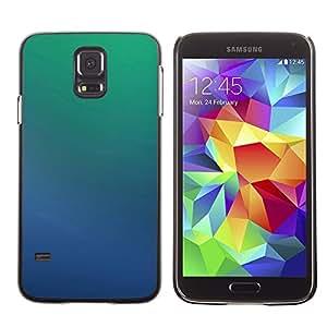 TopCaseStore / la caja del caucho duro de la cubierta de protección de la piel - Simple Pattern 39 - Samsung Galaxy S5 SM-G900