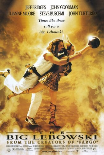 Big Lebowski, The POSTER Movie (27 x 40 Inches - 69cm x 102cm) (1998) ()