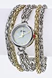 Trendy Fashion Jewelry Layer Chains Bracelet Watch By Fashion Destination