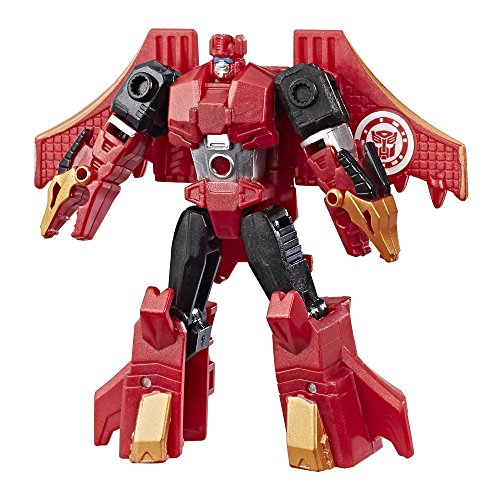 Transformers: Robots in Disguise Combiner Force Legion Autobot Twinferno from Transformers