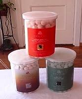 Cuccio Manicure Soak Balls, Papaya/Green Tea, 375 Count