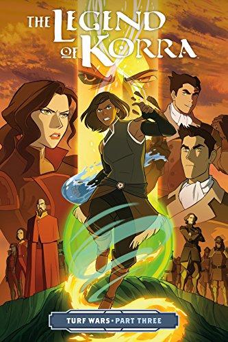 The Legend of Korra: Turf Wars Part (Last Legends)