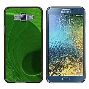Queen Pattern - FOR Samsung Galaxy E7 E7000 - Plant Nature Forrest Flower 71 - Cubierta del caso de impacto con el patr???¡¯???€????€?????n