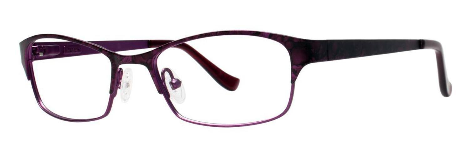kensie SPRING Magenta Eyeglasses Size49