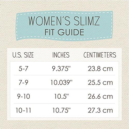 Feelgoodz Womens Slimz Flop Di Gomma Naturale - Comoda E Resistente Suola In Gomma Naturale ... Phoebe