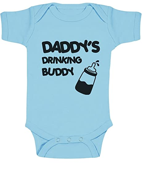 CLOTHES BABY BOY,GIRL,DADDY/'S DRINKING BUDDY FUNNY  VEST,BODYSUIT,GIFT