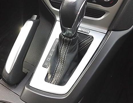 Amazon.com: RedlineGoods Ford Focus Mk3 2011-16 bota/funda para palanca de cambios AUTOMATIC de: Automotive