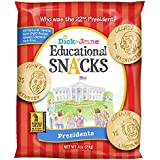 Dick & Jane Educational Snacks   PRESIDENTS - 120 bags that celebrate all US Presidents from Washington to Trump