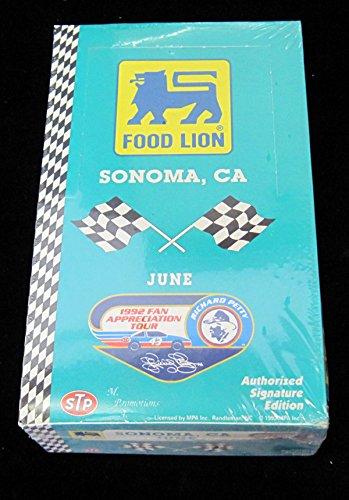 1992-food-lion-richard-petty-sonoma-ca-june-cello-box