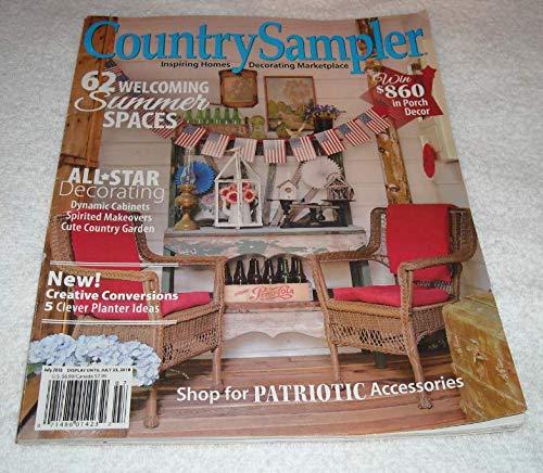 (Country Sampler Magazine July 2018)
