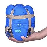 sleeping bag - BESTEAM Ultra-light Warm Weather Envelope Sleeping Bag, 75