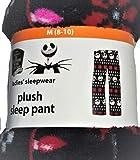 Disney Jack Skellington Nightmare Before Christmas Fleece Sleep Pants (M 8/10)