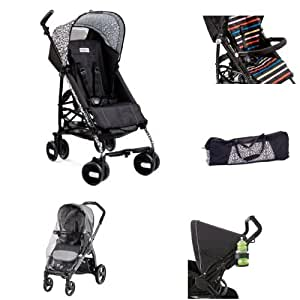 Amazon.com : Peg Perego Pliko Mini Stroller, Ghiro' Bundle