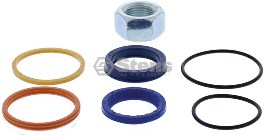 Stens 2201-0014 Hydraulic Cylinder Seal Kit Replaces Bobcat 7135559