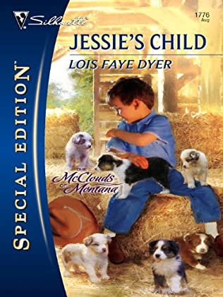 book cover of Jessie\'s Child